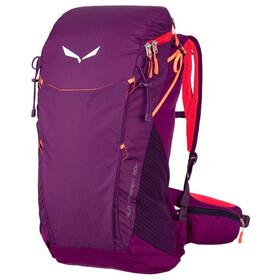 SALEWA Alp Trainer 20 Backpack Dame dark purple